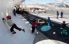 Tokyo - kindergarten playground