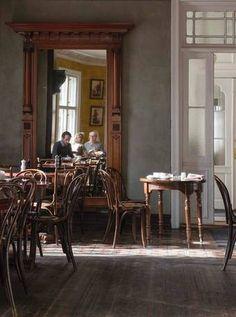 Café Tekehtopa - Norway