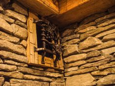 Definitely not your typical HVAC vent! Cellar by Ron Porter at CellarMaker