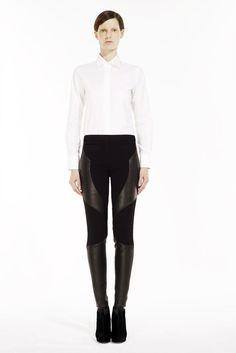 Givenchy Pre-Fall 2010 Fashion Show - Iris Strubegger