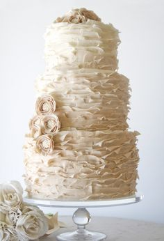26 Amazingly Unique Wedding Cakes We Love. http://www.modwedding.com/2014/02/03/26-amazingly-unique-wedding-cakes-we-love/ #wedding #weddings #cakes