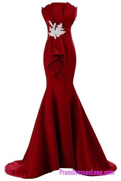 Sunvary Fancy Sheath Mermaid Satin Evening Prom Gowns for Bridesmaid 2015 It is our new arrival lady formal dress. Modest Evening Gowns, Prom Gowns Elegant, Mermaid Evening Gown, Mermaid Prom Dresses, Modest Dresses, Pretty Dresses, Bridesmaid Dresses, Dresses 2016, Long Dresses