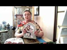 Михайловская Л- про шебби шик, прованс и французские стили. техники состаривания краски - YouTube