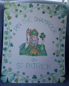 Catholic Saint Patrick's Day Crafts