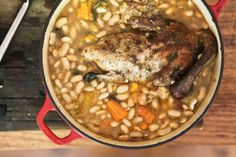 Feed more than 8 mouths with just one bird and one very traditional recipe.  A look at the respectful use of animals in a modern diet.