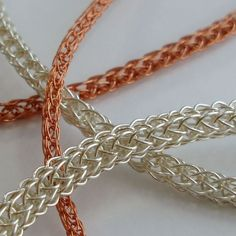 Viking Knit Chain | JewelryLessons.com