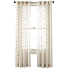 Studio™ Latitude Grommet-Top Curtain Panel - jcpenney