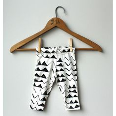 Mountain Leggings Mountain Legging - Black on Creme All of Thief & Bandits designs are screen printed by hand with non toxic water based ink. They are super soft and surged for durability. All Thief&Bandit fabric is hand printed on beautifully soft organic jersey with non toxic water based...
