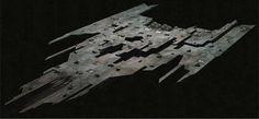 Star Wars-Capital Ships-Chu'unthor at Galactic Voyage