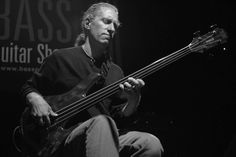 Speaking of bass...Michael Manring.  Accept no substitutes.    www.manthing.com