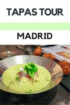 Tapas Tour in Madrid