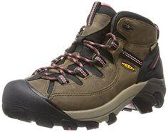 KEEN Women's Targhee II Mid Waterproof Hiking Boot,Black Olive/Slate Rose,9 M US Keen http://www.amazon.com/dp/B00HGAG0TW/ref=cm_sw_r_pi_dp_F3ZVub01MR4JF