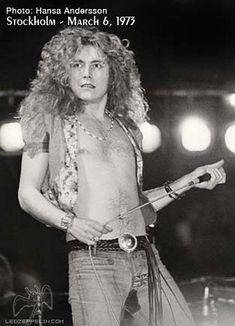 Robert Plant  Stockholm 1973