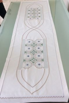 This Pin was discovered by Nev Crochet Tablecloth, Bellisima, Apron, Couture, Model, Ebay, Salons, Fashion, Night