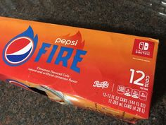 Pepsi running contest to win a Switch   Not sure if there are other Pepsi products with the same Switch labeling but you can definitely find the contest details on cases of Pepsi Fire. Good luck to anyone that enters. Be sure to let us know if you win!  from GoNintendo Video Games
