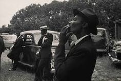 Funeral – St Helena, South Carolina, From The Americans © Robert Frank