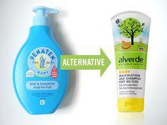 Alternativen zu Mikroplastik: Baby-Waschlotion   Utopia.de