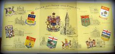 Coats-of-arms and emblems of Canada and the provinces | Flickr - Photo Sharing!