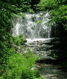Meigs Falls, Smoky Mountains National Park TN June 2013
