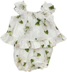 deb241489a88 Wailea - Baby Girls Capri Set. Hawaiian ShortsSurf StoreHawaii  OutfitsTropical DressHawaiian PrintAloha ShirtMatching OutfitsBaby  DressesKids Wear