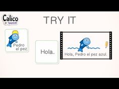 Want to teach your children how to speak #Spanish at home? Check out our Homeschool Learning Series & Sign Up for a FREE Lesson... http://calicospanish.com/homeschool-offer/freelesson1.html