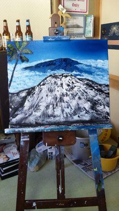 Big Island Mt.Maunakea