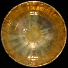 Iridescent Pottery by Paul J. Katrich (0271)