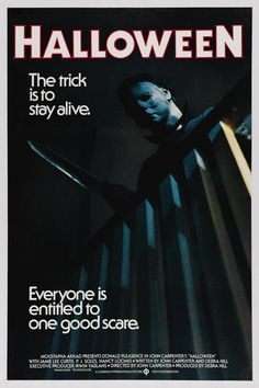 160) Halloween - Watched 10/26/2013 with Elizabeth & Co. via Personal Collection