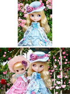 CWC Exclusive 14th Anniversary Doll Neo Blythe Dauphine Dream! -  Release Date: July 31st, 2015
