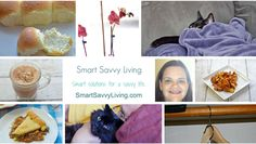 1 Shares Pin1 Share Tweet EmailLooking to contact Michelle or have a question or comment about Smart Savvy Living? Please email us at SmartSavvyLiving@gmail.com. You can also connect with Michelle and Smart Savvy Living on Pinterest, Google+,Twitter,FacebookandLinkedIn. If you're interested in advertising or guest posting, please be sure to visit ourAdvertising Pagefor details. 1 Shares […]
