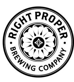 Right Proper Brewing Company & Kitchen | Washington, DC  624 T St NW, Washington, DC 20001  https://www.facebook.com/RightProperBrewingCompany/