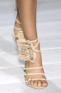 971b9f3a04ce Paul   Joe at Paris Fashion Week Spring 2009. Summer HeelsPaul ...