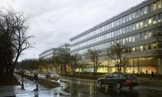 CGarchitect - Professional 3D Architectural Visualization User Community | Office Building Warsaw