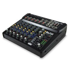 Alto Zephyr ZMX122FX 8 Channel Compact DSP Mixer at Gear4music.com