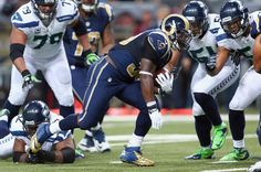 Random Ramsdom: October 29: St. Louis Rams - The Defense Doesn't Rest