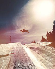 Oslo fun snowboarding #mariusotterstad
