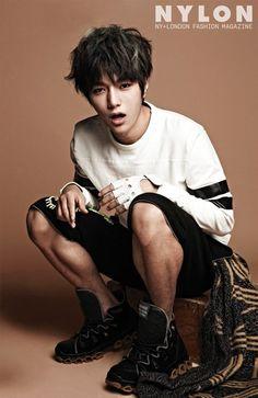 L (MyungSoo) ♡ for Nylon Magazine Asian Actors, Korean Actors, Marie Claire, Got7, Hyun Soo, Kim Myungsoo, L Infinite, Kim Sung Kyu, Vogue