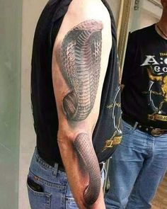 PHOTO!! This 3D tattoo will leave you surprised! Looks nice