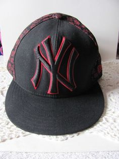 NEW YORK YANKEES BRAND NEW BASEBALL CAP 100% AUTHENTIC SIZE 7.5 #NewEra #NEWYORKYANKEESBRANDNEWBASEBALLCAP100AUTHE