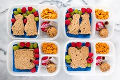 2015-2016 School Lunches — What Lisa Cooks