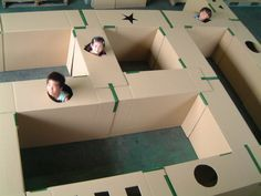 DIY Cardboard Creation #diy