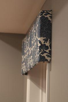 DIY Pelmet Box – this is crazy easy… | Home Idea Network