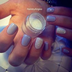 16 Short Nail Designs That Aren't Short On Glam