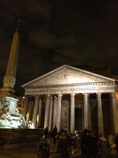 Pantheon  6 gennaio 2015