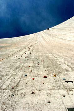 I want to climb