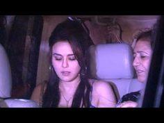 Preity Zinta at Dil Dhadakne Do movie's special screening.