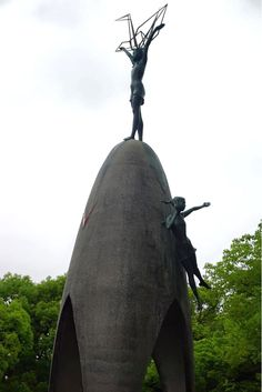 Children's Memorial Monument - - A complete travel guide to Hiroshima, Japan