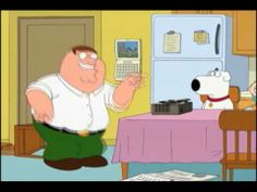Family guy, BIRD IS THE WORD. Ooohh oohhh oohh oohh mau mau ooh mau ma mau Smack.