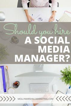 Should You Hire a Social Media Manager? - @techhelpcanada