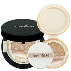 Mirenesse Cosmetics 10 Collagen Cushion Foundation Compact Airbrush Liquid Powder PA Free Refill Shade 23 Mocha AUTHENTIC -- You can get more details by clicking on the image. Best Makeup Brushes, Makeup Brush Set, Best Makeup Products, Best Foundation Makeup, Airbrush Foundation, Powder Foundation, Makeup Kit Essentials, Best Teeth Whitening Kit